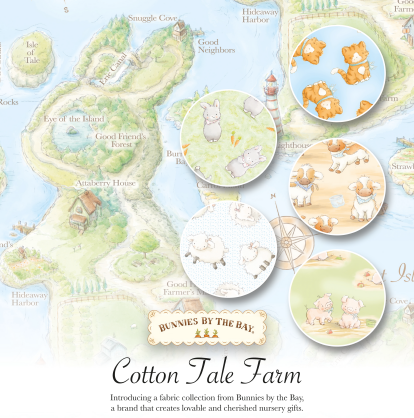 Bunnies - Cotton Tale Farm