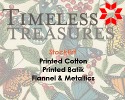 Timeless Treasures stock list