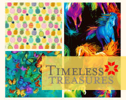 Timeless Treasures Fabrics